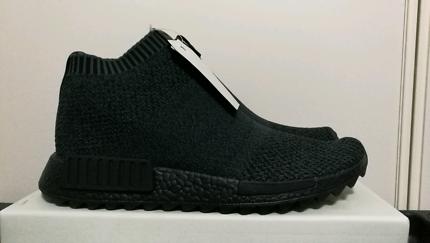 Adidas Consortium x TGWO NMD CS1 Trail Triple Black