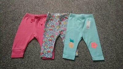 Baby Girls Clothes GAP 3-6 Months Summer LEGGINGS.. Inc NEW