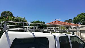 Full length Aluminium Roof Rack Forrestfield Kalamunda Area Preview