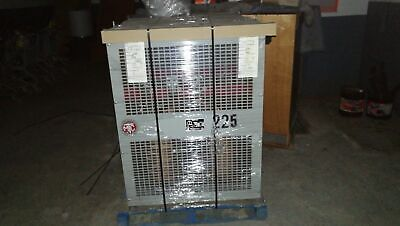 Delta C3mc0225vha6xxbb 225 Kva 600 High Volts-240 Low Volts 3ph Transformer New