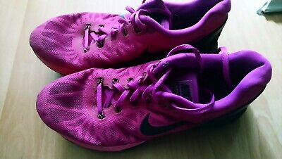 Nike Lunarglide 6 Pink Trainers Size 6