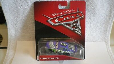 C3 2016 Disney Pixar Cars Movie Parker Brakeston N2O Cola 68 for sale  Shipping to India