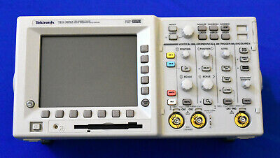 Tektronix Tds3052 Digital Phosphor Oscilloscopes In An Excellent Condition