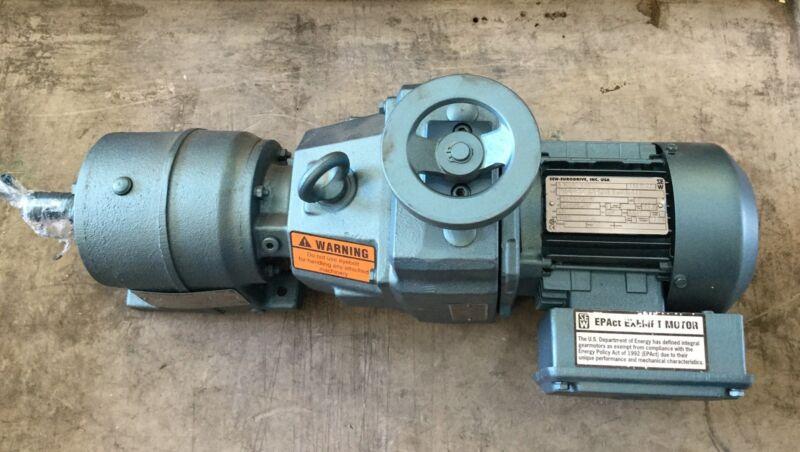 Sew-Eurodrive, Inc USA Varimot Variable Speed Gear Drive Motor