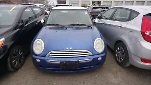 2005 Mini Cooper Classic VEHICLE SOLD AS-IS! INQUIRE TODAY! C...