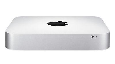 NEW! Apple Desktop Mac mini MGEM2LL/A Intel Core i5 1.4 GHz 4GB LPDDR3 500GB HDD