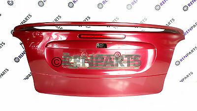 Renault Megane I Coupe 1996-2003 Tailgate Bootlid Panel NV713 Cherry Red
