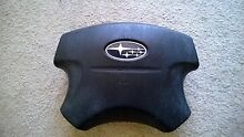 subaru forester drivers side airbag,black,79v St Marys Penrith Area Preview