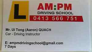 AM:PM driving school Horningsea Park Liverpool Area Preview