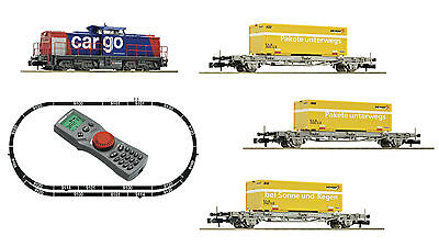 Fleischmann 931485 SBB Digital Startset Güterzug Ep.5/6