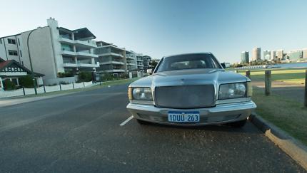 Mercedes Benz 1984