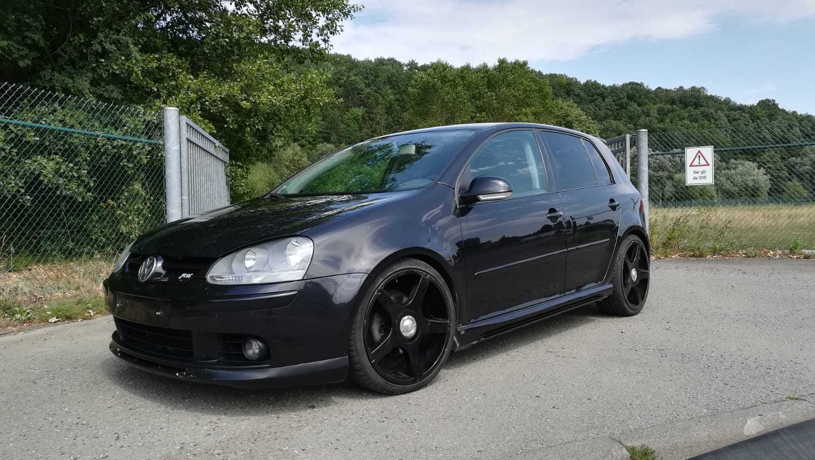 Golf 5 TDI ABT Edition 2,0 140 ps