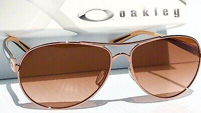 NEW* Oakley Feedback Rose Gold AVIATOR w Rose Lens Women's Sunglass (Oakley Rose Gold Aviators)