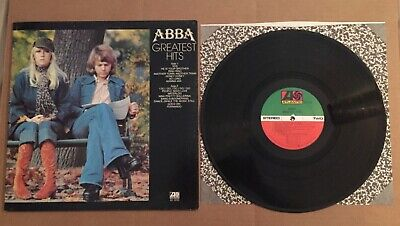 2-ABBA LP VINYL RECORDS ALL IN EX CON Greatest Hits-Arrival