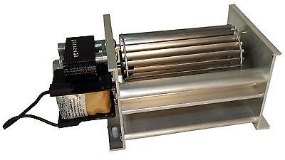 Dayton Model 1tdu3 Transflow Blower 77 Cfm 115v 4c743