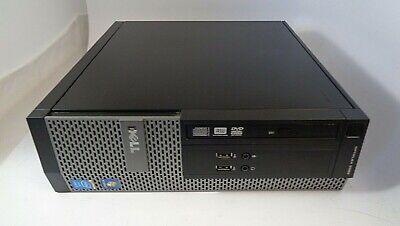 Dell Optiplex 3020 SFF i3-4130 3.4GHz 8GB RAM 500GB HDD Windows 10 Home