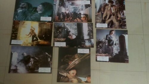 RETURN OF THE LIVING DEAD  8 French Lobby Cards