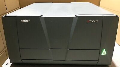 Tecan Safire 2 Safire Ii Microplate Reader Uvvis Powers On