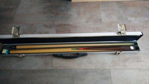 Riley Snooker Cue (2 Piece) and case