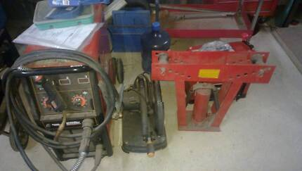 Lincon 255 Mig welder Clare Clare Area Preview