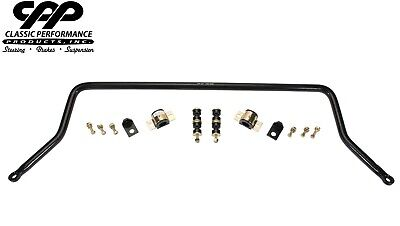 """1963-72 Chevy C10 GMC C1500 Truck CPP Front 1 1/8"""" Performance Anti Sway Bar"""
