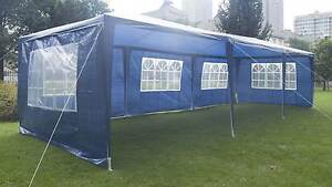 3x9m Wedding Outdoor Gazebo Marquee Tent Canopy Blue Baulkham Hills The Hills District Preview