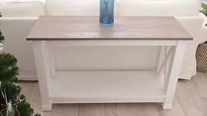 SIDE TABLE HAMPTONS DESIGN | BRAND NEW | CUSTOM MADE Middle Dural The Hills District Preview