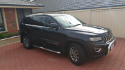2014 Jeep Grand Cherokee WK MY14 Laredo 4x2 Black 8 Speed Sports  Cloverdale Belmont Area Preview