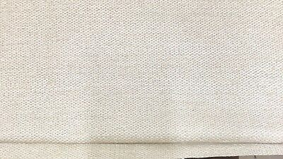 "LAURA ASHLEY ""ELOISE"" Natural UPHOLSTERY FABRIC 1.7 MTRES"