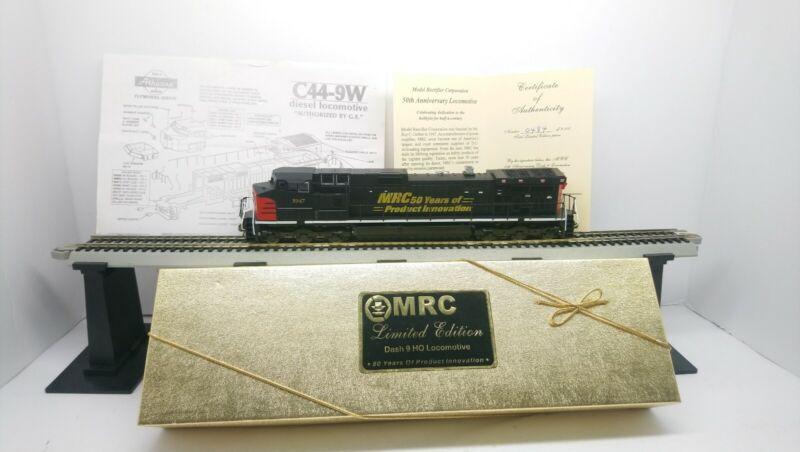 Athearn HO Train Custom LED MRC #484 of 2500 GE Dash 9 Powered Diesel Locomotive