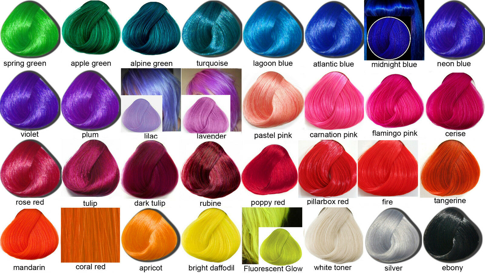 Directions Haarfarbe Blau Test Vergleich Directions Haarfarbe