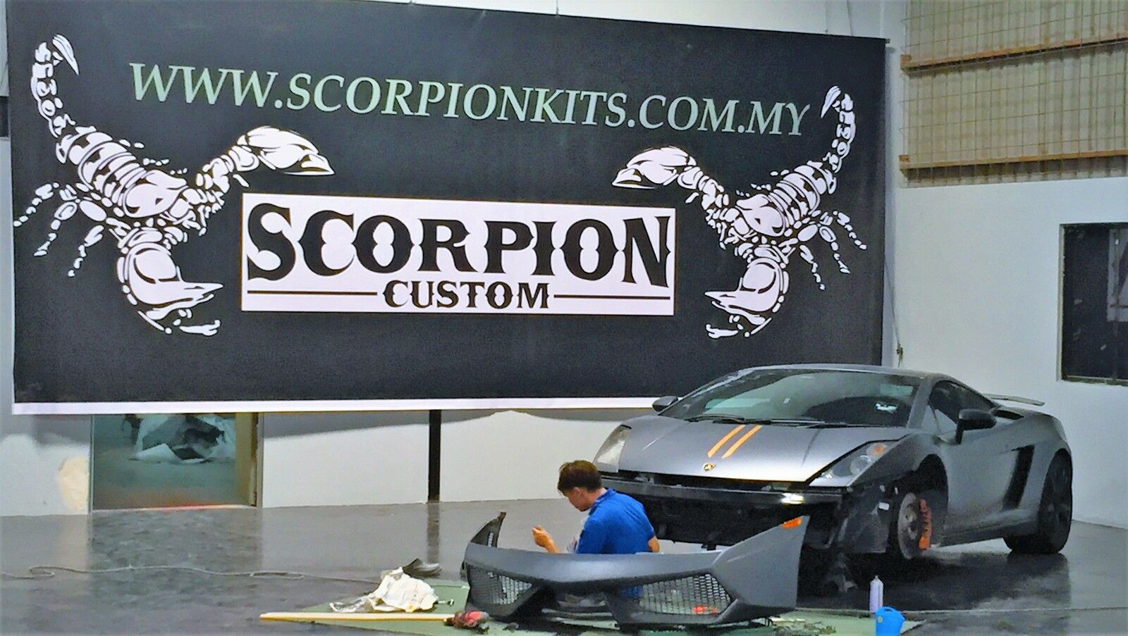 Scorpion Motorsport Store