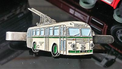 Krawattenklammer / Schieber Obus Typ Uerdingen-Henschel - Solingen Wagen 44