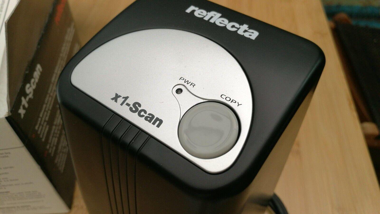 Dia- und Film- Scanner reflecta x1-Scan, Diascanner, Filmscanner