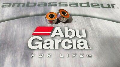 ABU GARCIA AMBASSEDEUR 4000 5000 6000 7000 C3 C4 ABEC 7 CERAMIC Spool Bearings