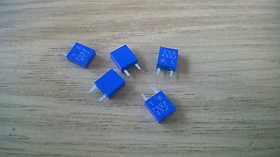 455KHz Crystal Resonator 2 Pin Pack 5pcs CSB455J