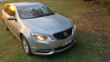Holden Commodore Evoke VF Sportwagon 3.0-litre V6 2013 five-door
