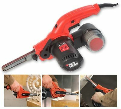 Black and Decker KA900E Powerfile Belt Sander 350W - 240v