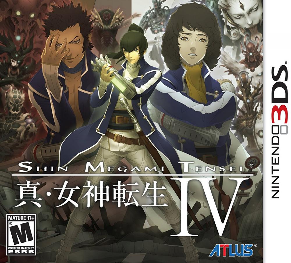 Shin Megami Tensei IV (Nintendo 3DS, 2013)