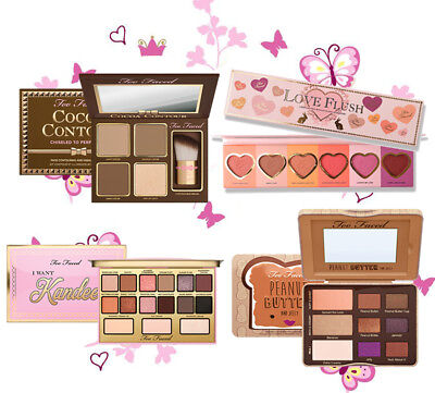 - COCOA CONTOUR/PEANUT BUTTER And JELLY/LOVE Flush/Kandee Candy Eyeshadow Palette!