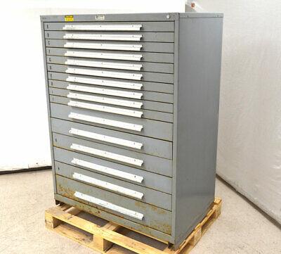 Rack Engineering 16-drawer Tool Storage Parts Cabinet Dividers Metal Heavy-duty