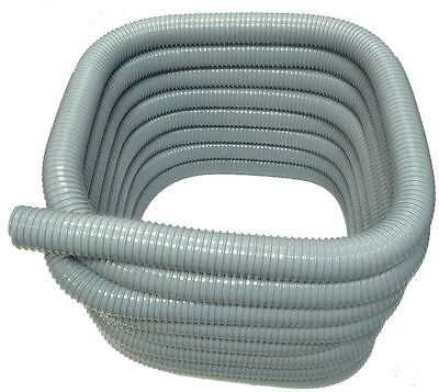 Generic SVF Vacuum Cleaner Hose 2 Inch 50' Wire Reinforced Color Gray for sale  Gainesville