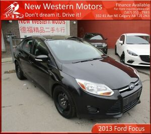2013 Ford Focus SE! 1 Owner!! Low KM!! 2 Sets Tires!!
