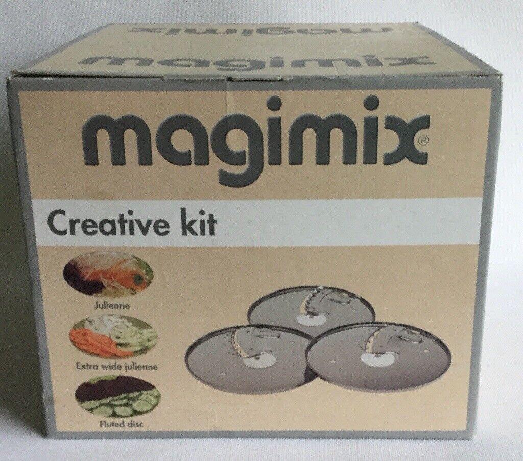 Magimix 17653 Creative Kit for Magimix Food Processors
