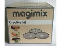 Magimix 17653 Creative Kit for Magimix Food Processors