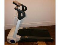 Motorised Reebok I-Run Treadmill, Running machine