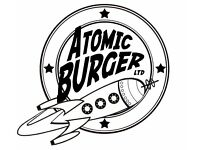 ATOMIC BURGER BRISTOL: ASSISTANT KITCHEN MANAGERS WANTED TO JOIN TEAM NOW!