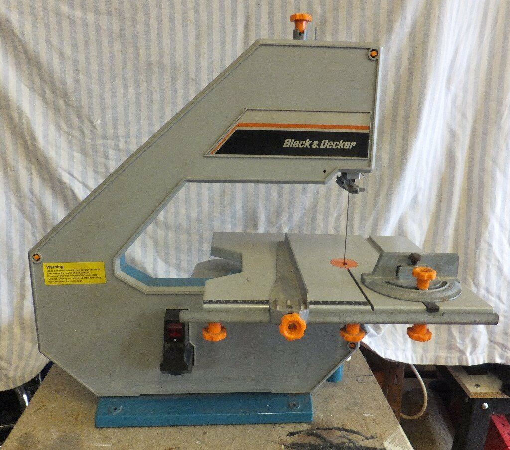 Bandsaw - Black & Decker DN330 ideal Model Maker. Under Offer