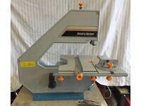 Bandsaw - Black & Decker DN330 ideal Model Maker. Under Offer