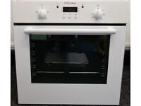 ELECTROLUX BUILT-IN WHITE ELECTRIC OVEN + FREE LOCAL DELIVERY* + 3 MONTH GUARANTEE